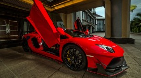 DMC Unveils the Aventador LP988