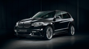 Hamann new body kit for BMW X5 F15