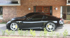 Another Happy Customer! Ferrari F599