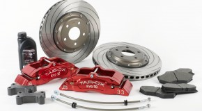 TAROX Braking kit for VW Golf 7 R