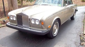 1975 Silver Shadow Rolls Royce – Happy Customer