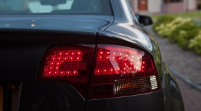 AUDI RS4 B7 Sedan – REAR LED Lights upgrade – Happy Customer