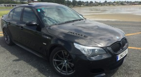 Project completed - BMW M5 e60