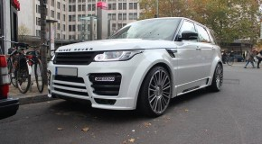 MANSORY RANGE ROVER Sport 2014 Conversion