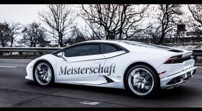 GT Haus Meisterschaft exhaust for Lamborghini Huracan LP 610