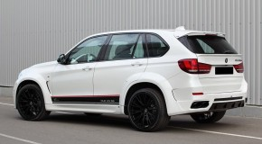 LUMMA-DESIGN BMW X5 F15 Widebody kit  CLR X5 RS