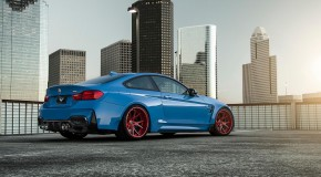 Vorsteiner GTRS4 Widebody for BMW M4 F82