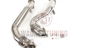 BMW 335i N54 Bi-Turbo - Another happy customer! Wagner Downpipes