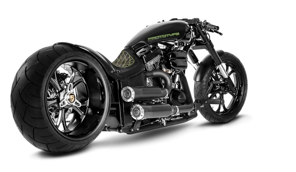 Looking For A Custom Bike To Match Your Sports Car Tuning Empire