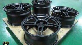 BC Forged wheels for Lotus Exige S V6 2014