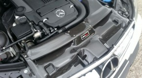 Mercedes Benz C200 1.8L and C250 CGI W204 - Carbon Cold Air intake
