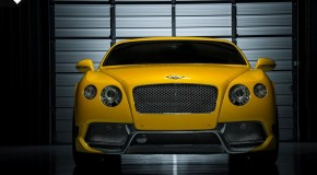 VORSTEINER BODY KIT BR10RS Bentley Continental GT