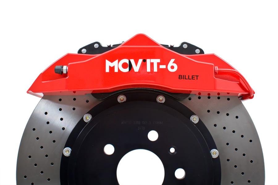 Mov It Brakes For Volkswagen Golf 6 R Tuning Empire