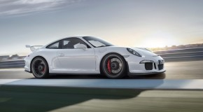 Porsche 991 GT3 - Movit upgrade rotors