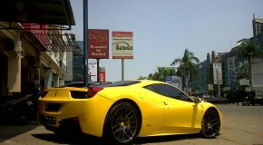 BC Forged wheels for Ferrari