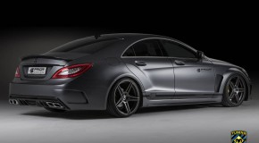 Prior-Design Mercedes CLS Black Edition widebody kit