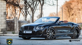 PRIOR-DESIGN Body kit for BENTLEY CONTINENTAL GT/GTC