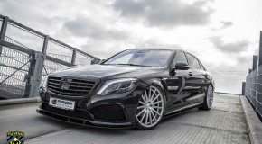 PRIOR-DESIGN PD800S Aerodynamic-Kit for Mercedes S-Class W222