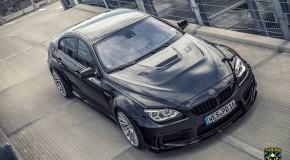 Prior Design widebody kit for BMW F06/M6 Gran Coupe