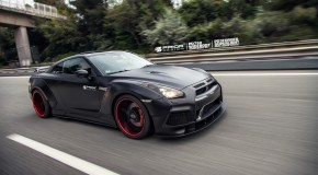 Prior Design Widebody Kit for Nissan GTR
