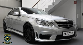 Prior Design Body kit for Mercedes-Benz E-Class