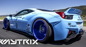 Armytrix exhaust systems - NOW Available in Germany and Europe