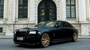 SPOFEC - NOVITEC Black One – Rolls Royce Ghost II