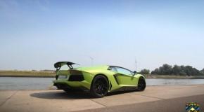 Lamborghini Aventador LP 700-4 by Novitec Torado