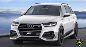 2015 ABT Sportsline Audi Q7