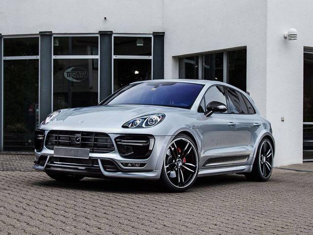 Porsche Macan By Techart Tuning Empire Australia