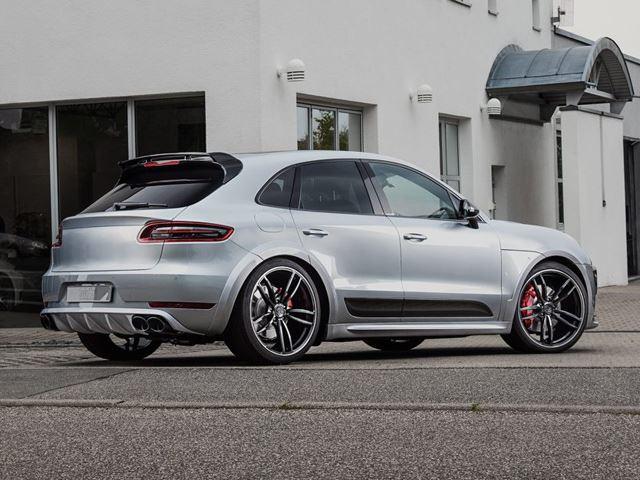 Porsche Macan By Techart Tuning Empire