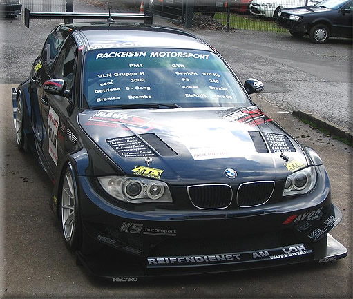 Bmw Z4 Dtm: GT3 Racing Series Carbon Fiber Body Kits / Tuning Empire
