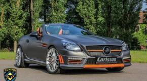 Carlsson reveals Mercedes-Benz CSK55 based on SLK 55