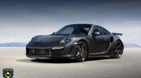 Top Car Porsche 911 Stinger GTR Carbon Edition