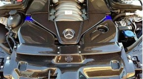 Mercedes C63 AMG - Carbon Fiber Cold Air intake options