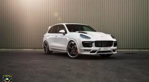 TechArt introduces latest Porsche Cayenne Body kit