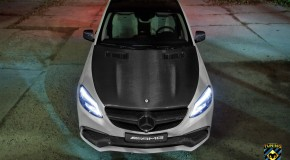 Mercedes GLE 63 AMG - Carbon fiber parts  - now available !