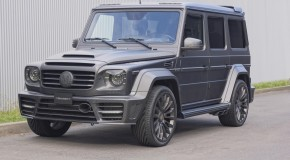 MANSORY GRONOS carbon fiber upgrade for Mercedes-Benz G-Class
