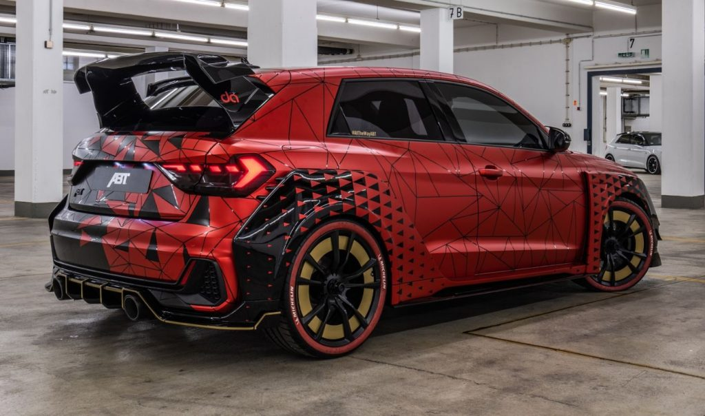 ABT-1-of-1-Audi-A1-Side