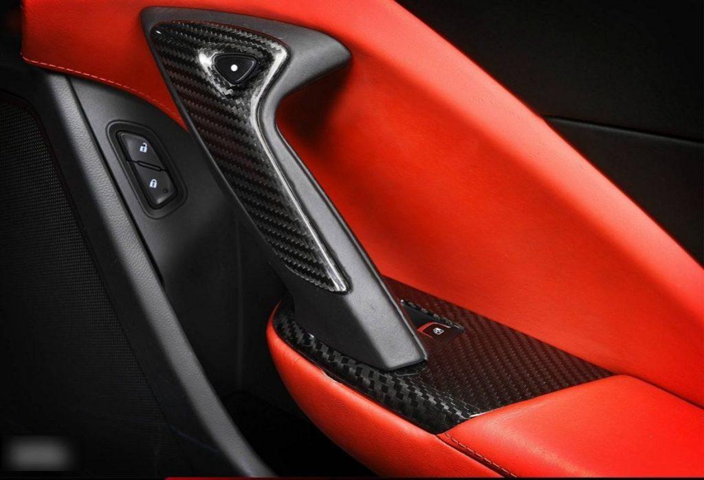 Corvette C7 Interiors 1