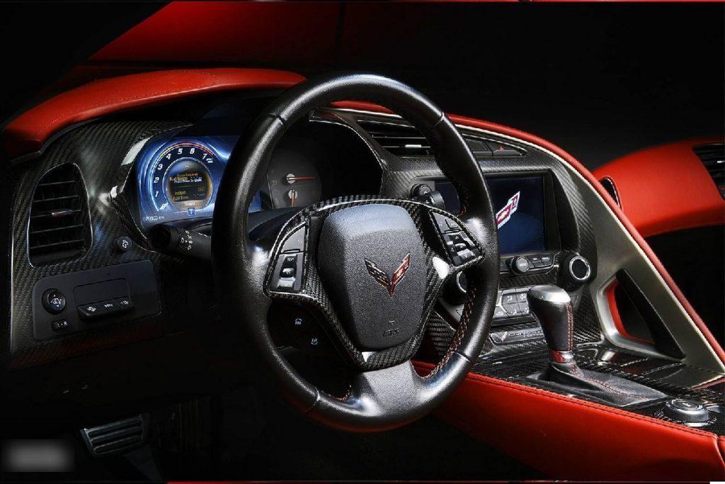 Corvette C7 Interiors 2
