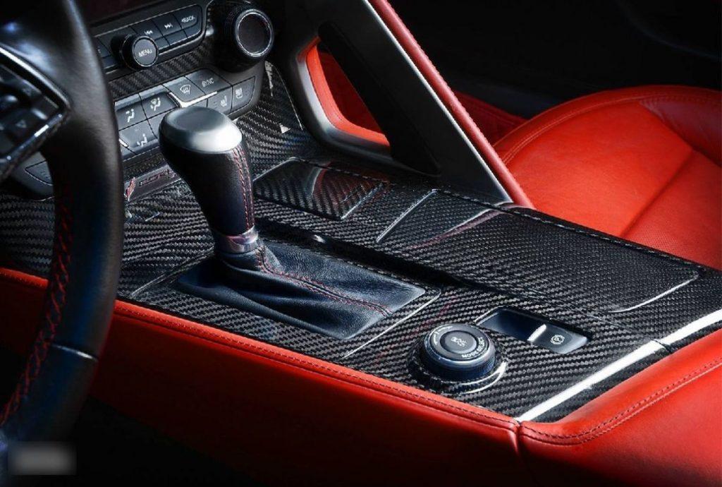 Corvette C7 Interiors 4