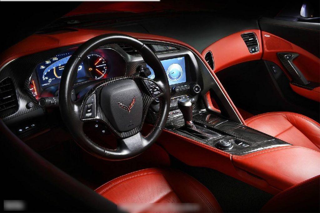 Corvette C7 Interiors 7