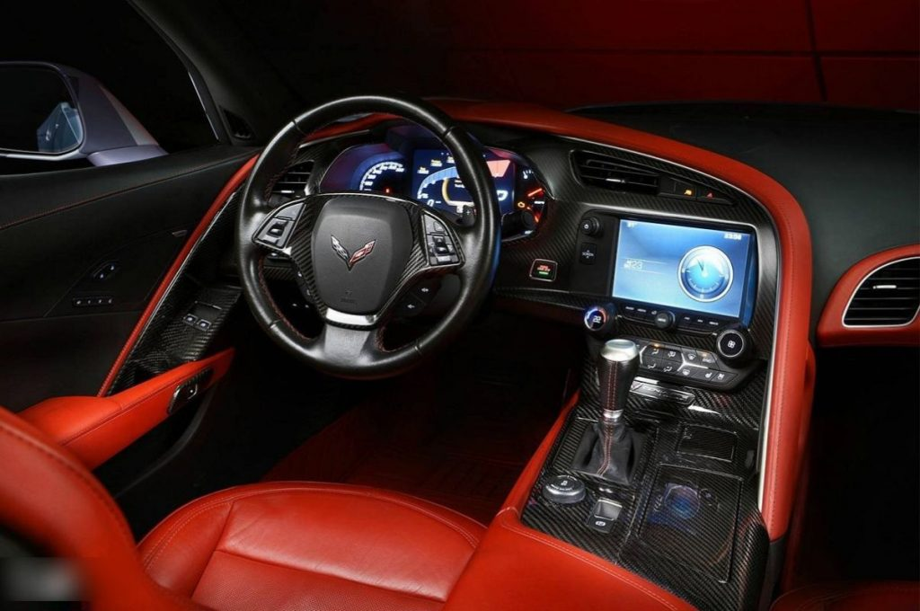 Corvette C7 Interiors 8