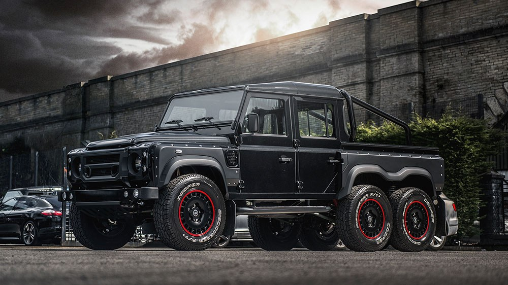 Kahn-6.2-V8-Flying-Huntsman-6X6-Defender-Double-Cab-Pick-Up-10