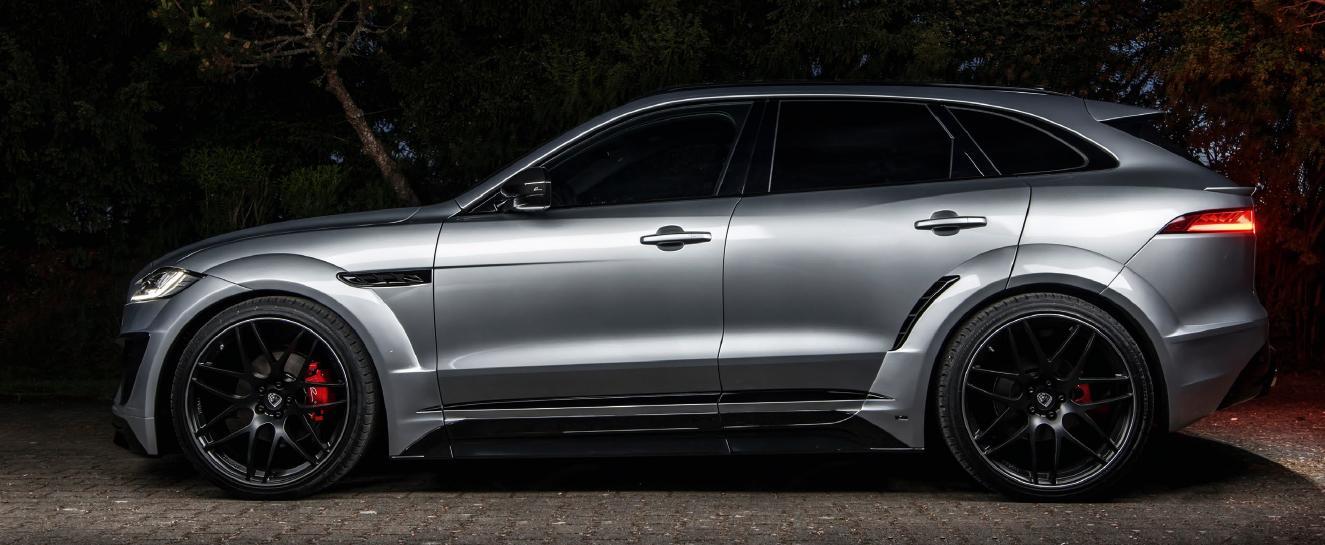 Wholesale Car Parts >> LUMMA Body kit for Jaguar F-PACE 'S' / Tuning Empire