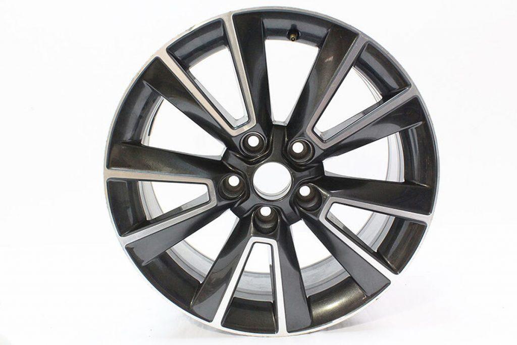MINI Genuine 17 Inch Light Alloy Wheel R132 Black 36116850504