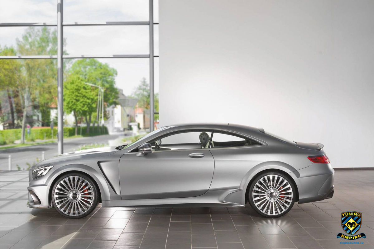 Mansory mercedes benz s63 amg coupe upgraded to 900hp for Mercedes benz s63 amg coupe price