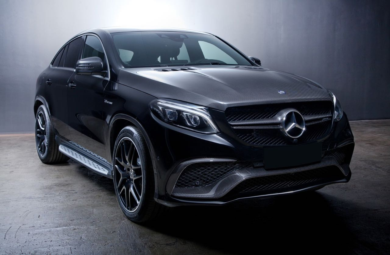 mercedes benz gle class coupe 63 amg carbon parts by tuning empire tuning empire. Black Bedroom Furniture Sets. Home Design Ideas
