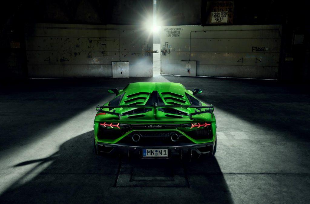 Novitec-Aventador-SVJ-Rear